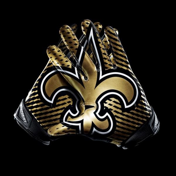 C099 New Orleans Saints Gloves